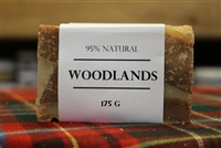 Woodlands Goat Milk Soap - Extra Large Bar 175 g