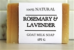 Rosemary & Lavender Goat Milk Soap - 100 g