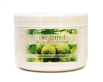 Bergamot Triple Butter Cream