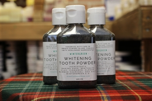 Tooth Powder with Charcoal - 120 ml (4.1 fl oz)