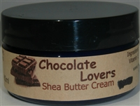 Chocolate Shea Butter Cream