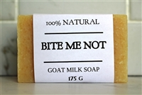 Bite-Me-Not™ Goat Milk Soap - Rectangle Bar 100 g