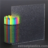 "1/8"" x 6"" x 12"" - Pebble Polycarbonate Lexan (Textured 1 Side)"