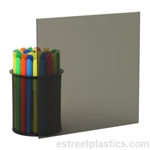 Grey Smoked Plexiglass Sheet