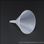 "Funnel - 1.5 oz With 67mm (2.64"") OD Top"