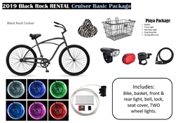 2019 Black Rock Cruiser Rental Mens BASIC Package