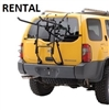 2020 4 Bike Rack HD Trunk RENTAL