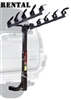 2020 5-BIKE Hitch Mount bike rack RENTAL