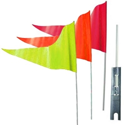 Flag - Bicycle safety flag