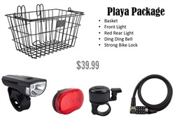 Black Rock Playa Package