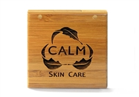 CALM Natural Eco Friendly Skin Care Eye Neck Serum Makeup Remover