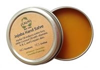 CALM Natural Eco Friendly Skin Care Jojoba Hand Salve Lotion