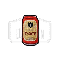 T-Cate (Tecate) Embroidered Patch