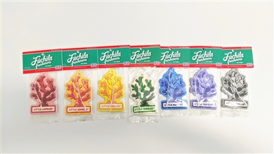 Fúchila Air Fresheners - Little Nopales ™ - (Rainbow) Air Freshener