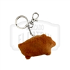 Puerquito Plush Key Chain