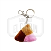 Payaso Cookie Plush Key Chain