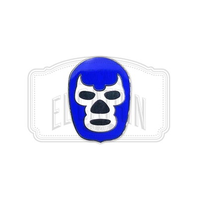 Blue Demon Lapel Pin