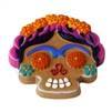 """Frida Galleta"" (Cookie) Clay Magnet"