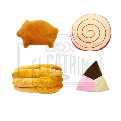 Pan Dulce Pillows
