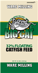 BIG CAT FLOATING CATFISH FEED