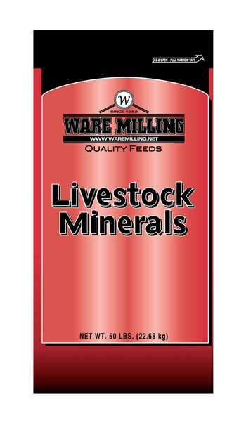 WARE MILLING 3700 Deer Minerals Red Deer