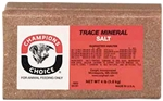 TRACE MINERAL SALT BRICK (CASE)