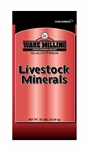 WARE MILLING Livestock Minerals 3800 Red Equine Mineral