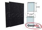 Sharp Non-OEM Activated Carbon Filter FZ-A80DFU by GoodVac