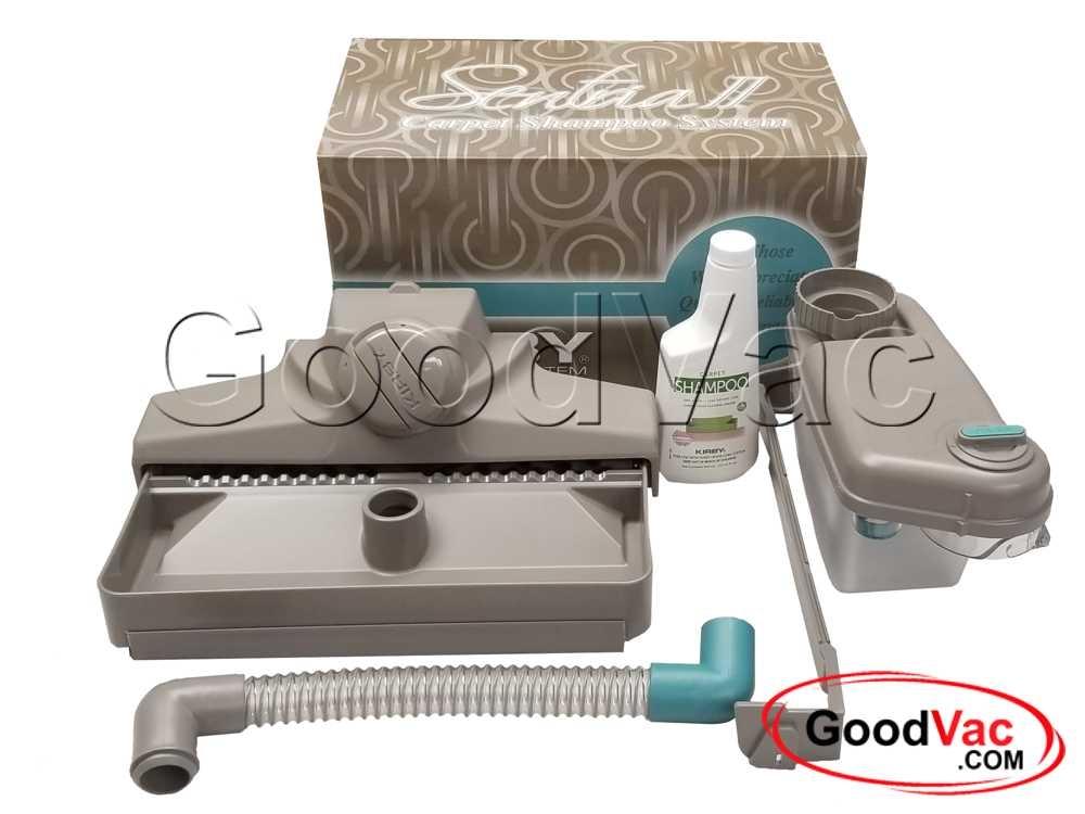 Kirby Vacuum Shampooer