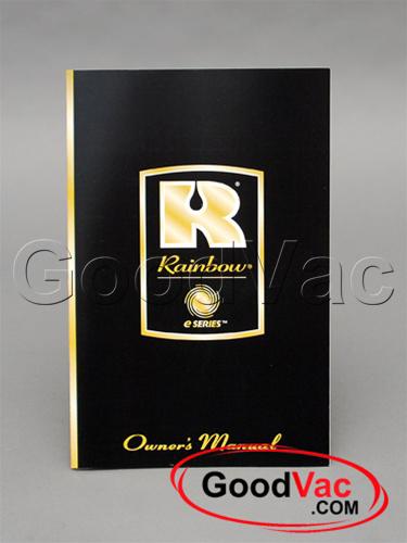 rainbow e series vacuum manual rh goodvac com Rainbow SE Vacuum Cleaner Manual Rainbow Vacuum E-Series Power Bar