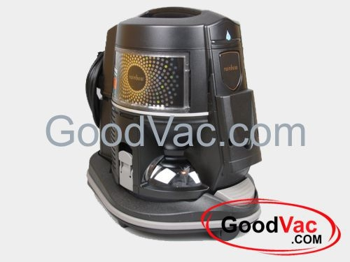 Rainbow E2 Black Vacuum Cleaner Used