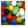*16mm Assortment Opal/Solid Player Marbles 1 lb Approximately 85 Marbles 6 Colors 15 of Each Color