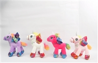 "11.5"" BUTTERFLY WINGS UNICORN (4) <b class='icon-new-product'></b>"