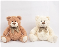 "12"" BENJI TEDDY BEAR (2)"
