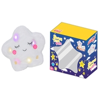 "12.5"" STAR SLEEPY TIME PALS W/Night Light & Music<b class='icon-new-product'></b>"