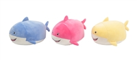 "12"" SMOOCHY PALS SHARKS (3) <b class='icon-new-product'></b>"