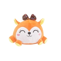 "6 x 10"" SMOOCHY FOX SCENTED CAKE PLUSH (1)<b class='icon-new-product'></b>"