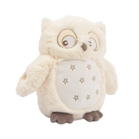 "10"" SOFT DREAMS OWL W/LULLABY & NIGHT LIGHT (1) <b class='icon-new-product'></b>"