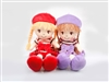 "20"" RED DOLL AND  PURPLE DOLL (2)<b class='icon-new-product'></b>"