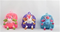 "12"" UNICORN BACKPACK W/PET (3) <b class='icon-new-product'></b>"