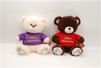 "11.5"" FARGO BEAR ASST WITHH T-SHIRT(2)"