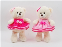 "10"" MATTY BALLERINA BEAR ASST (2)"