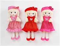 "16"" MATILDA DOLL COLLECTION (3)"