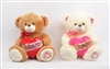 "14"" MOISES VALENTINE BEARS (2) <b class='icon-new-product'></b>"