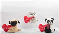 "8"" VALENTINE ""LOVE"" COLLECTION (3) <b class='icon-coming-soon'></b>"