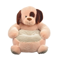 "20"" DOG PLUSH SOFA"