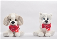 "10.5"" IRISH VALENTINE PUP (2) <b class='icon-coming-soon'></b>"