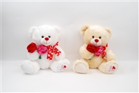 "13""ROSIE  BEAR WITH FLOWERS(2) <b class='icon-coming-soon'></b>"