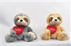 "14"" VALENTINE SLOTH (2) <b class='icon-new-product'></b>"