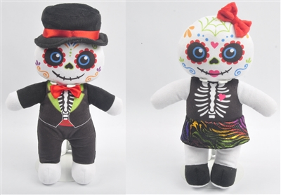 "11"" DAY OF THE DEAD DOLLS (2) <b class='icon-new-product'></b>"